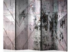 Paraván - Geometric Wall II [Room Dividers]